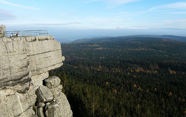 Góry Wałbrzyskie i Góry Sowie